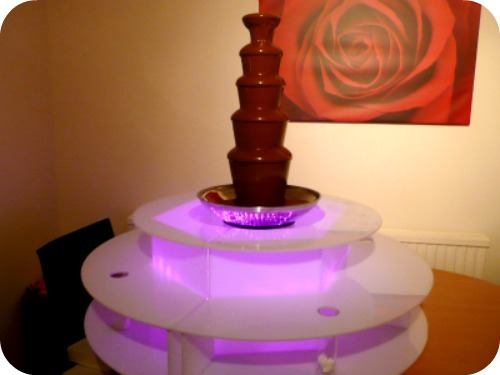 chocolate fountain price